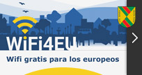 WiFi4EU - Wifi gratis para los Europeos en Valoria la Buena