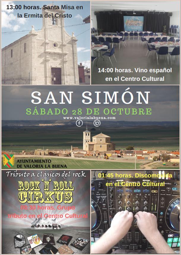 28/10: SAN SIMÓN 2017